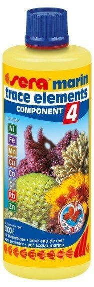 COMPONENT 4 trace elements Kationics