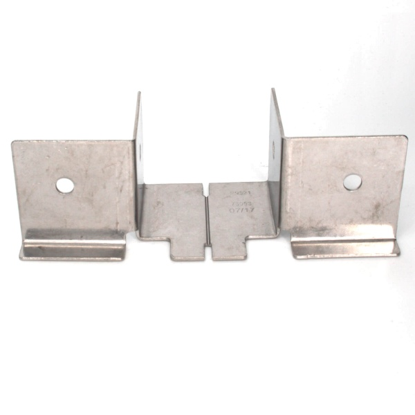 Terrassendielen Aluminium Trägerprofil Eckverbinder